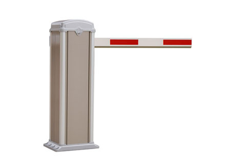 Straight Arm Automatic Barrier Gate Electronic With 6 Seconds Running Time