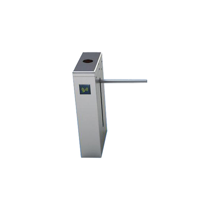 Anti Collision Security Turnstile Gate Bi Directional RFID Card Reader Single Pole
